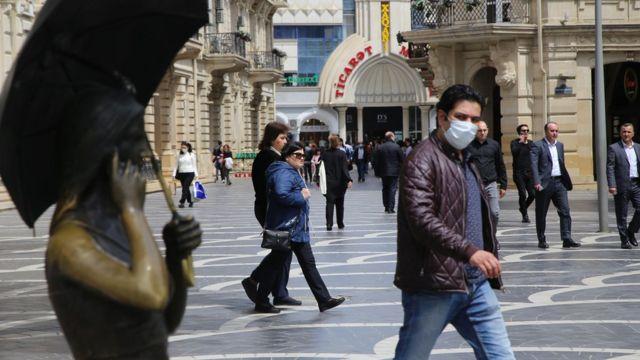 Azerbaijan considers easing coronavirus restrictions
