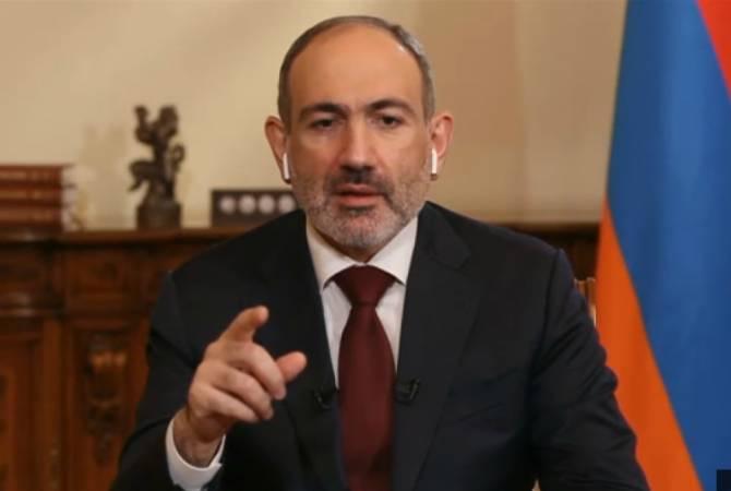Armenia expected to sign new agreement with Azerbaijan, says Pashinyan