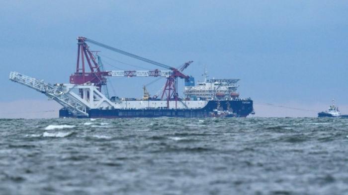 Nord Stream 2: Biden suspends US sanctions on Russian pipeline