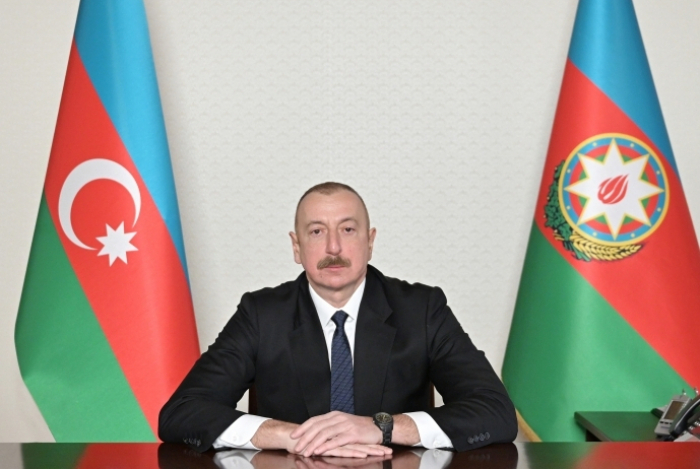 President Aliyev: Gas from Azerbaijan is new gas for European continent