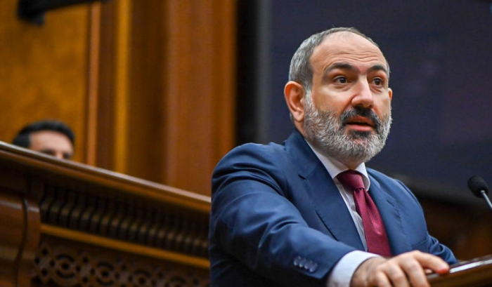Pashinyan talks about delimitation of borders