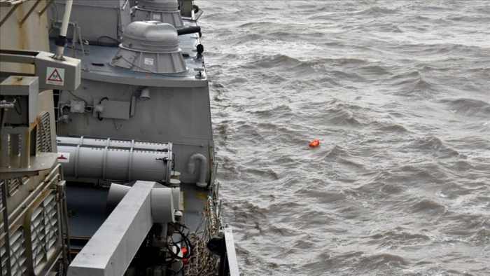 37 bodies recovered after barge sinks off India's coast