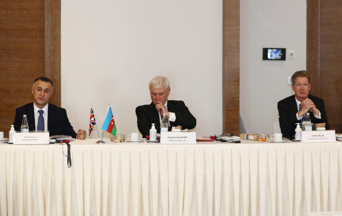 UK experience can be used in several spheres in Azerbaijan - ambassador