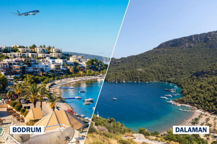 AZAL to start flying to Bodrum and Dalaman