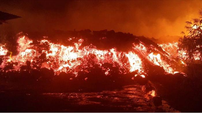 DR Congo volcano eruption sparks mass evacuation