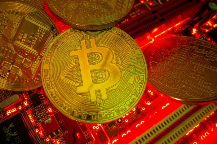 Bitcoin plunges 8.9% to below $35,000