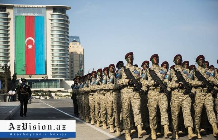 Azerbaijan increased defense and security spending by 31.6% in 2020