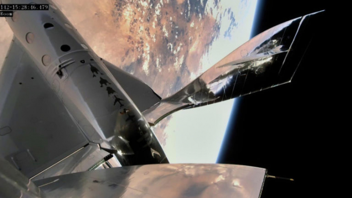 Virgin Galactic completes first human spaceflight from Spaceport America, New Mexico -   NO COMMENT