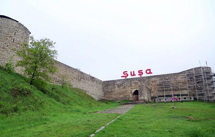 Azerbaijani parliament approves bill on Shusha city