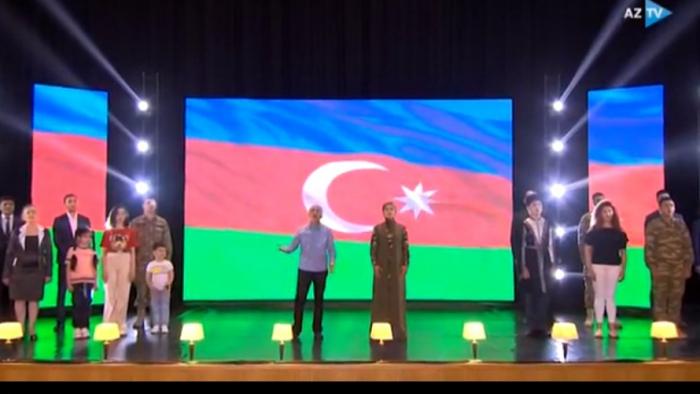 Azerbaijan holds marathon to support war veterans, martyrs