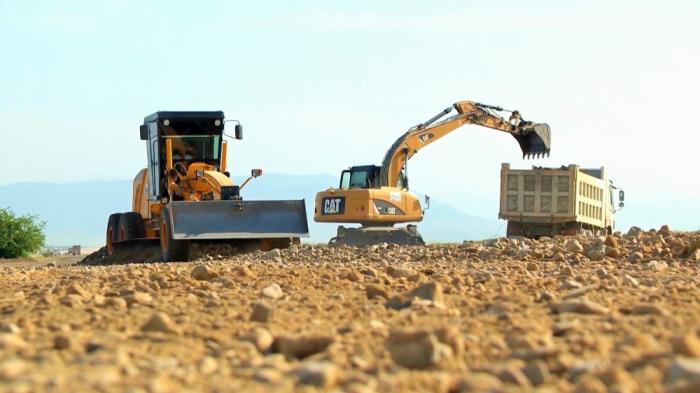 Azerbaijan kicks off construction of Barda-Aghdam highway