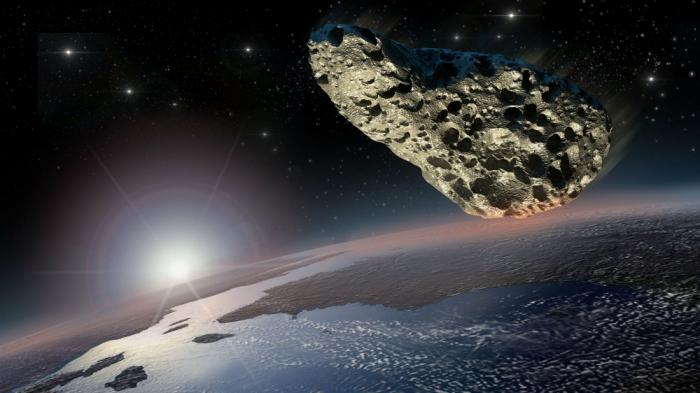 Yerə tərəf iki təhlükəli asteroid uçur