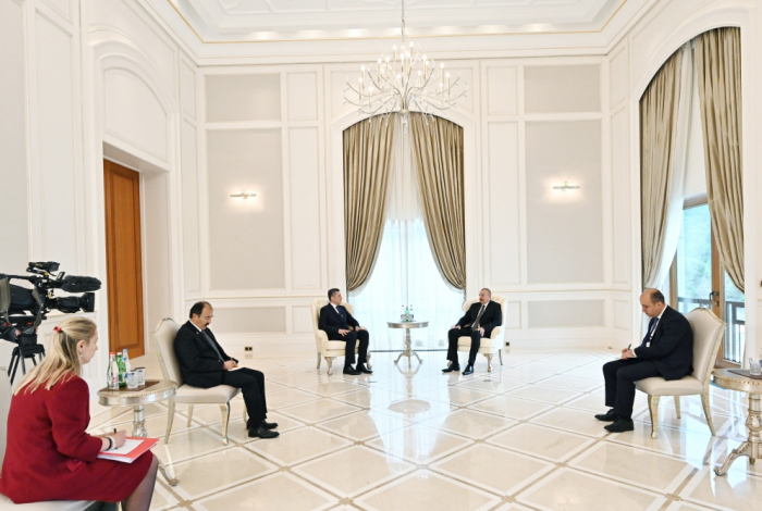 President gives instructions to Ministry of Education in connection with the Patriotic War