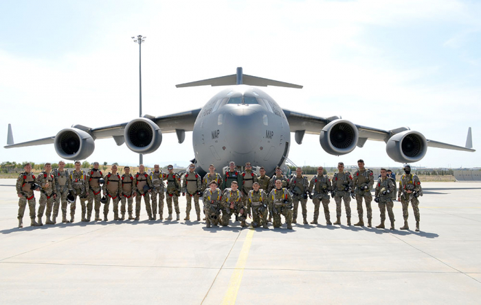 """Anatolian Phoenix-2021"" international exercises continue"