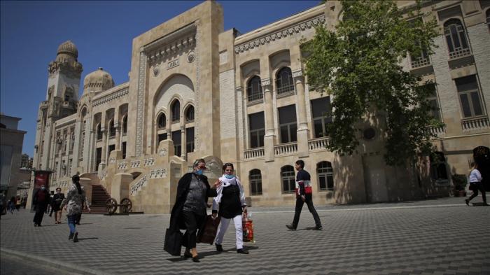 Azerbaijanmostly lift outdoor mask mandate