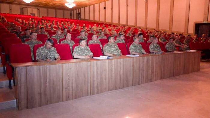 Azerbaijan holds military training for troops in Nakhchivan