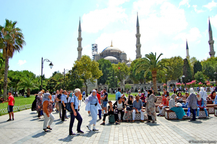 Turkey sees decrease in visits by Azerbaijani citizens