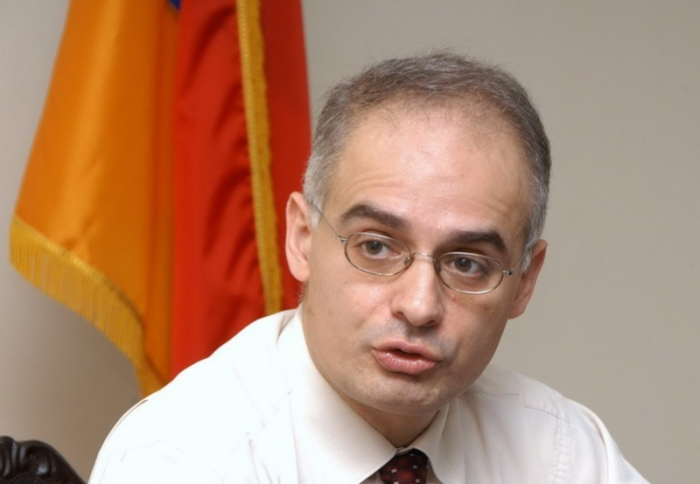 Armenia may collapse soon, saysChairman of ANC