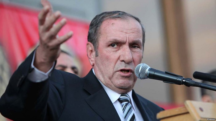 Situation in Armenia threatens to escalate into civil war: ex-president Ter-Petrosyan