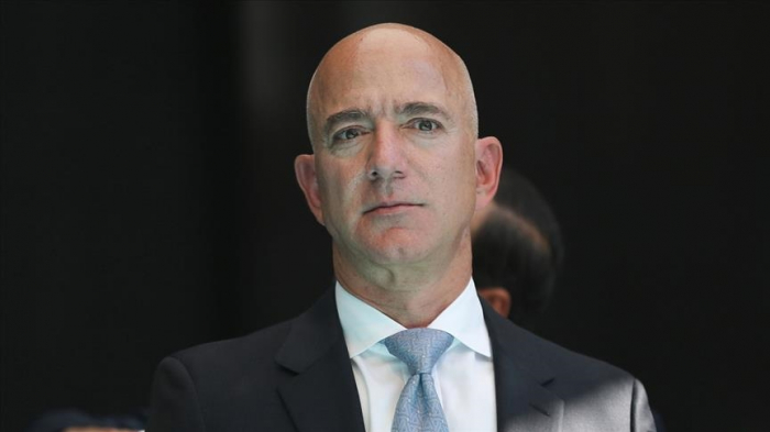 Amazon CEO Jeff Bezos picks July 5 to step down from role