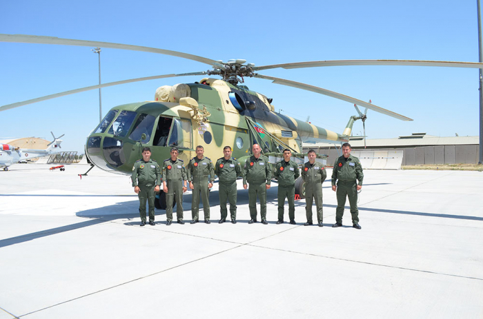 Azerbaijan servicemen carry out flights at int'l exercises in Turkey -  PHOTO