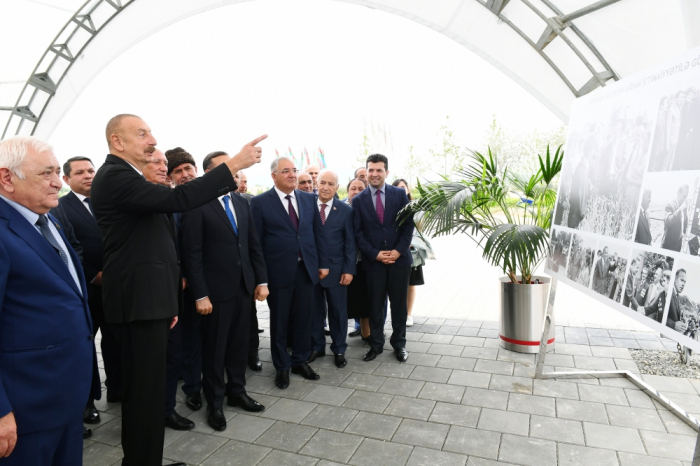 Master plans of Shusha, Fuzuli and Jabrayil being prepared, President Aliyev says
