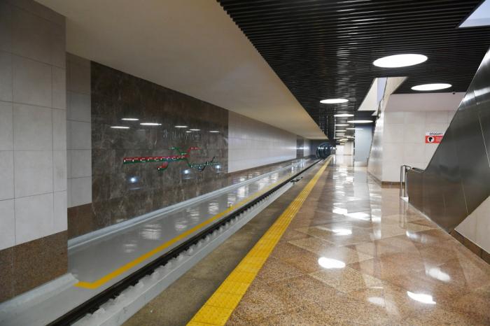 Bakıda metro stansiyalarının sayı 26-ya çatdı
