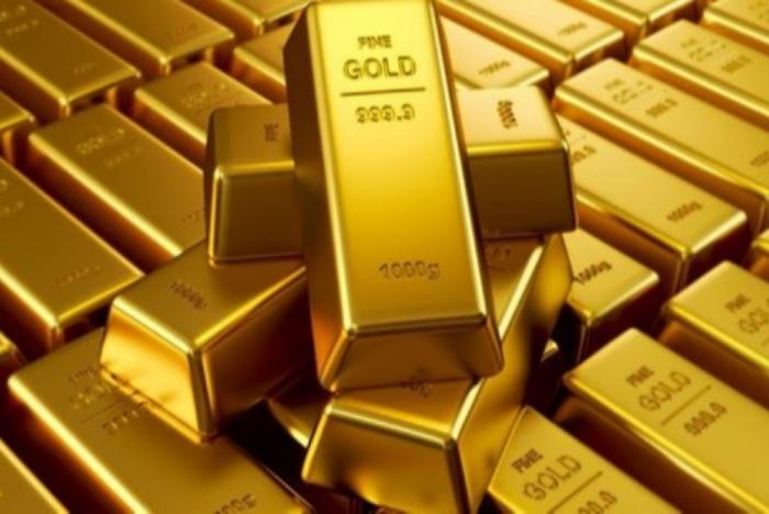 Ölkədə nə qədər qızıl ehtiyatı var?