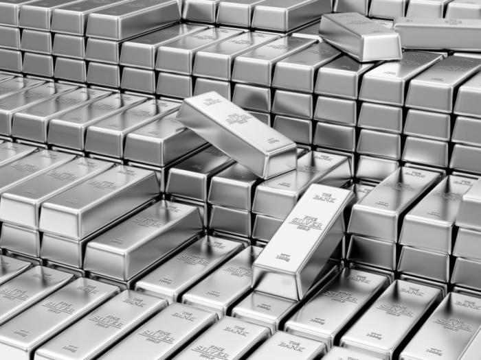 Ölkədə gümüş istehsalı artıb