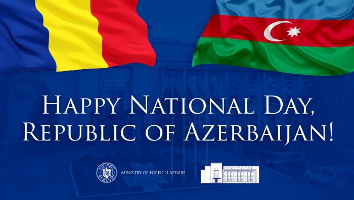 Romania sees Azerbaijan as its strategic partner