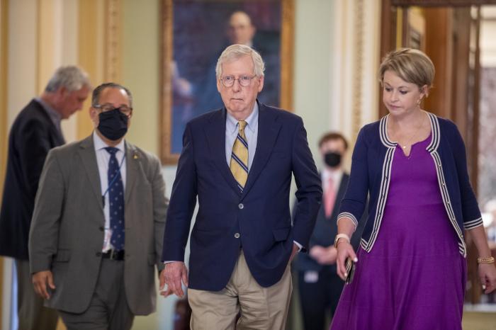 Senate Republicans block commission on Jan. 6 US Capitol riot