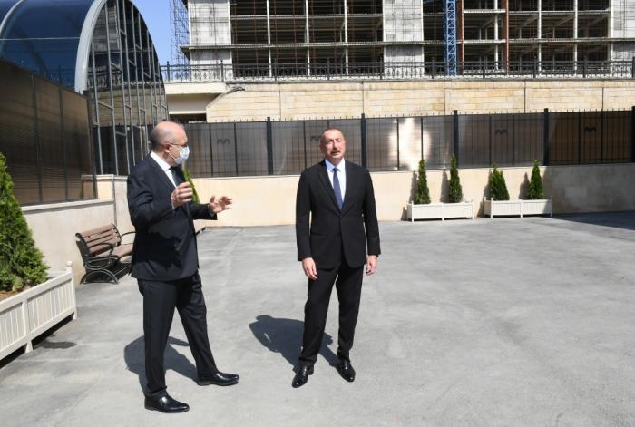 """November 8"" station of Baku Metro launched - PHOTO"