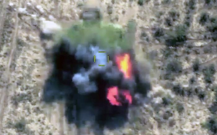 Destruction of Armenia's air defense means during Patriotic War –   VIDEO