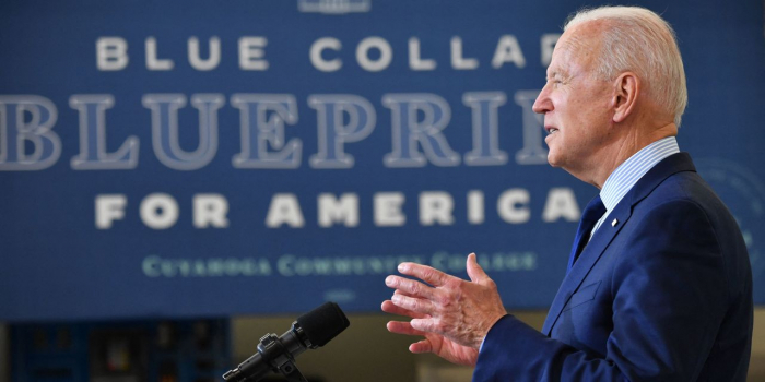 Biden unveils record-high $6 trillion budget request for fiscal year 2022