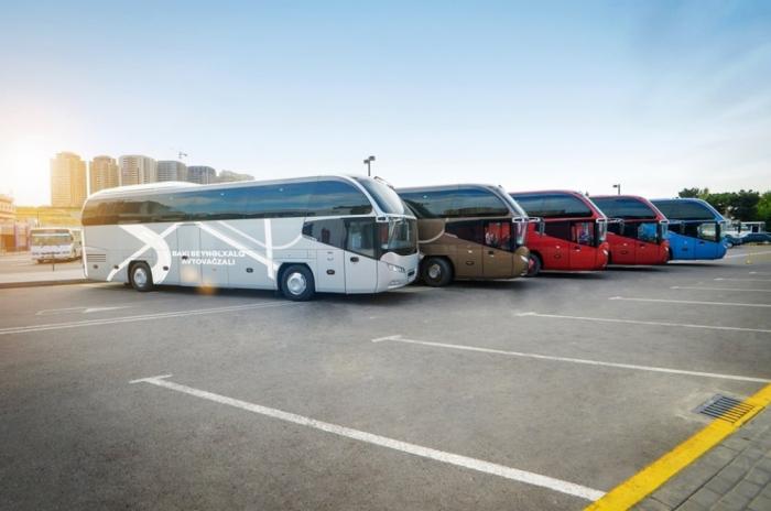Sabah 72 istiqamət üzrə avtobuslar yola düşəcək