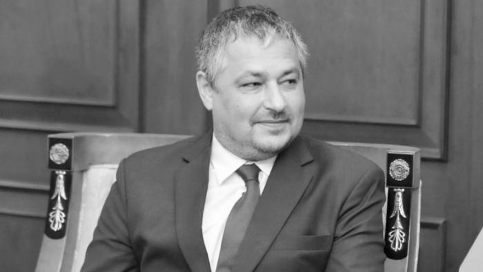 Ukrayna səfirinin meyiti oteldə tapıldı