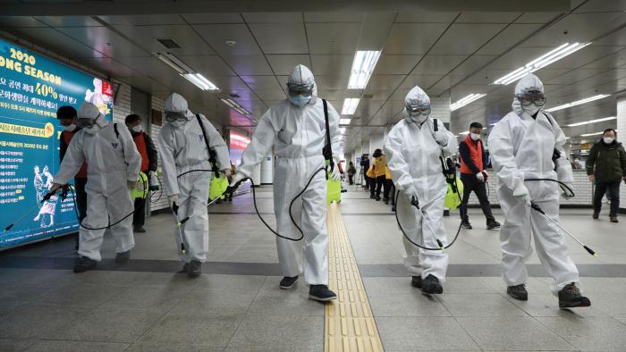 Criticizing the Pandemic -   OPINION