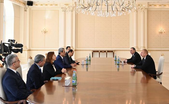 Ilham Aliyev receives prosecutor general of Turkish Supreme Court