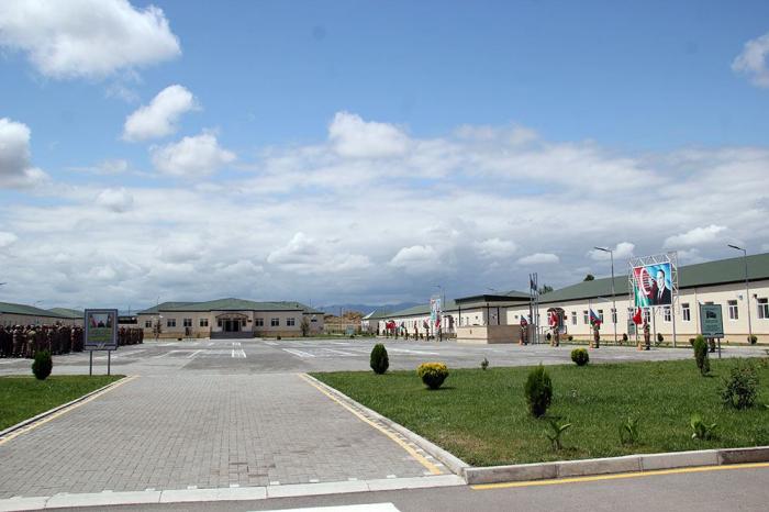 Azerbaijan hosts event on anniversary of military unit