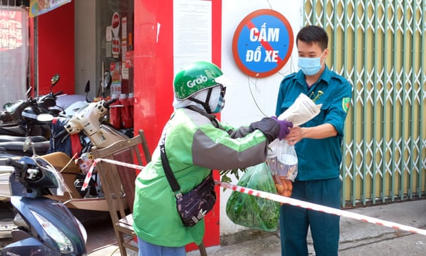 Vietnam tests entire city amid new variant fears