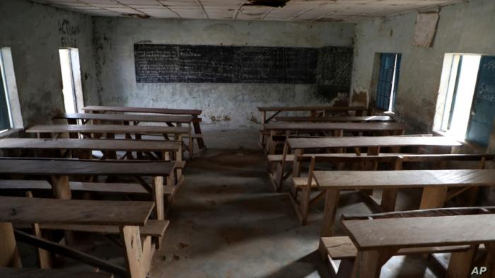Gunmen abduct scores of students from school in Nigeria