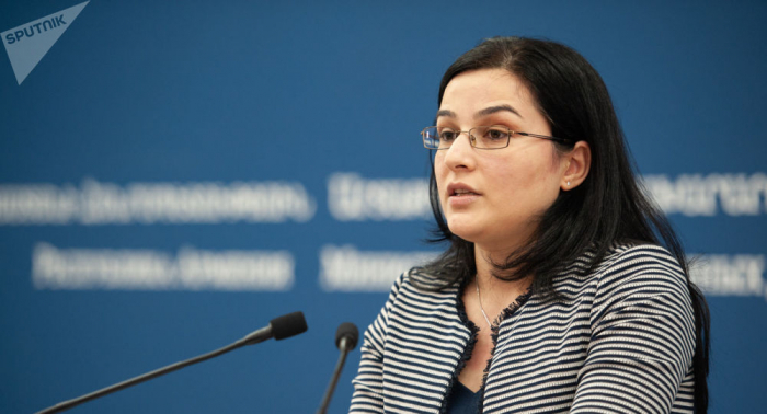 Armenian MFA spokesperson Anna Naghdalyan resigns