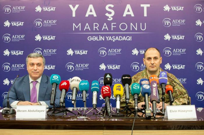 Azerbaijanis living in 63 countries join YASHAT charity marathon –   PHOTO