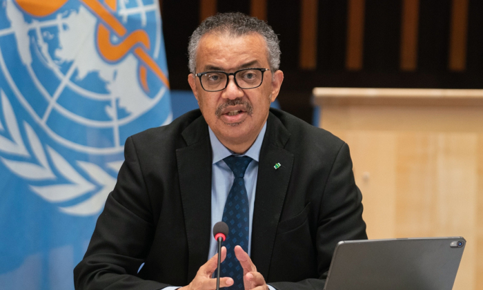Time has come' for pandemic treaty as part of bold reforms, WHO chief says