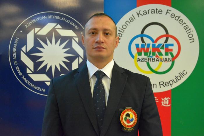 Azərbaycanlı hakim Tokio-2020-də iştirak edəcək