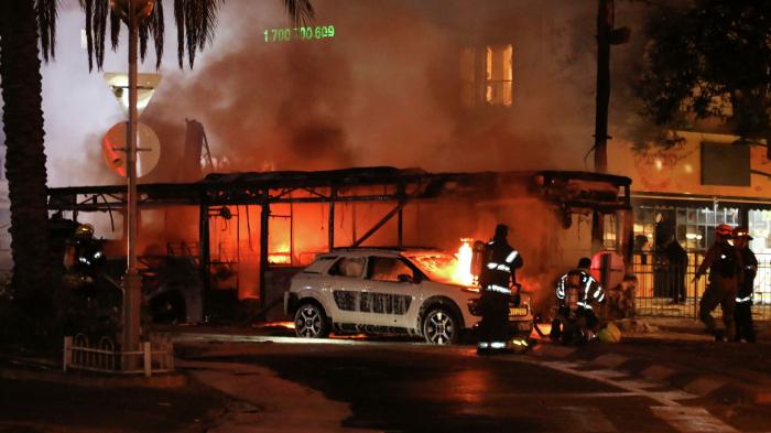 İsrail itkilərini açıqladı:  5 ölü, 200-dən çox yaralı