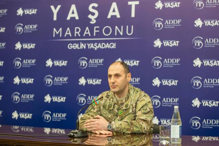 """"""" """"YAŞAT"""" Marafonu uğurla həyata keçirilib"""" -    Elvin Hüseynov"""