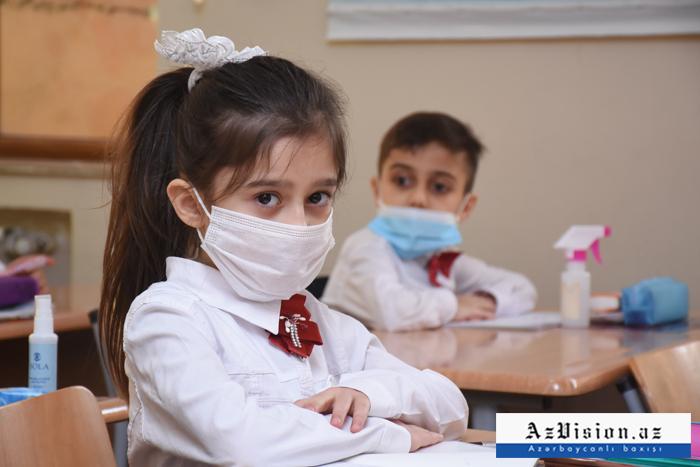 Azerbaijan partially resumes traditional form of education