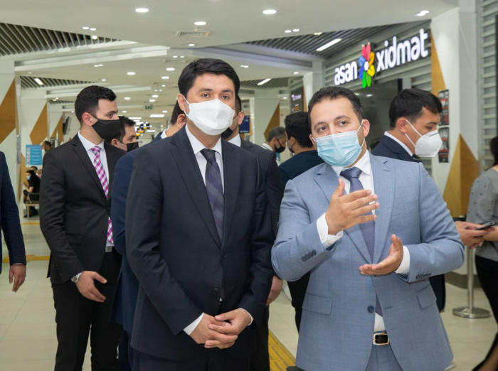 Uzbek delegation visits