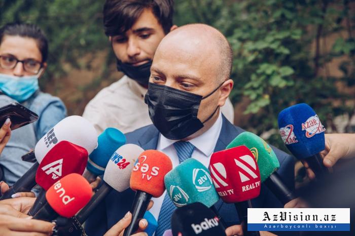 """""""Tahir Salahovun ürəyi hər zaman Azərbaycanla döyünüb"""" -   Nazir"""